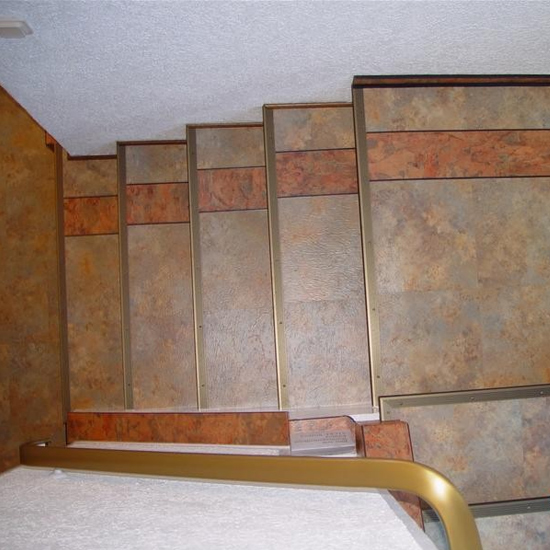 Referenz Treppenrenovierung - Parkett Scherb aus Essen